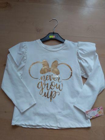 Bluzeczka z Myszką Minnie