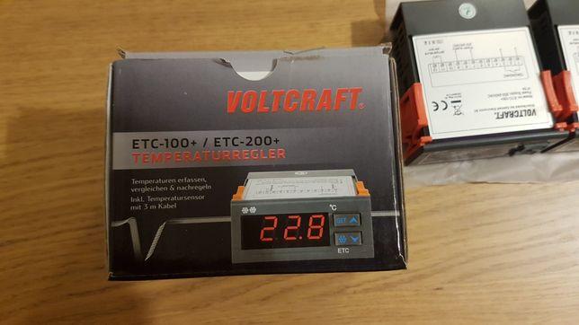 Termostat VOLTCRAFT ETC-100+ -40 do +120 °C