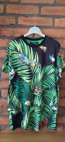 T-shirt L jungla