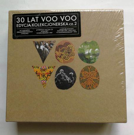 6 CD + 1 DVD 30 lat Voo Voo cz.2