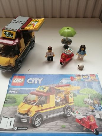Lego 60150 foodtruck