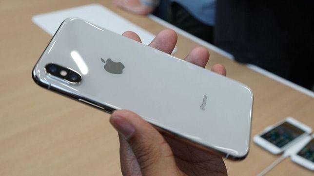 iPhone X silverrr
