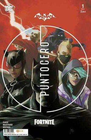 Fortnite Revista com código Harley Quinn