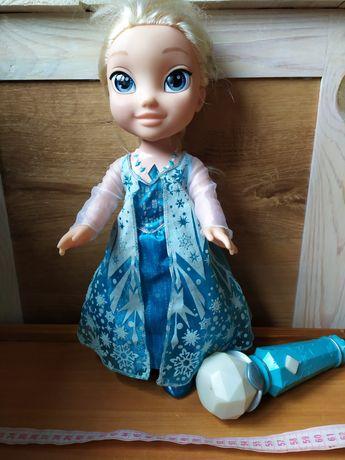Лялька Ельза. Тоддлер. З мікрофоном.
