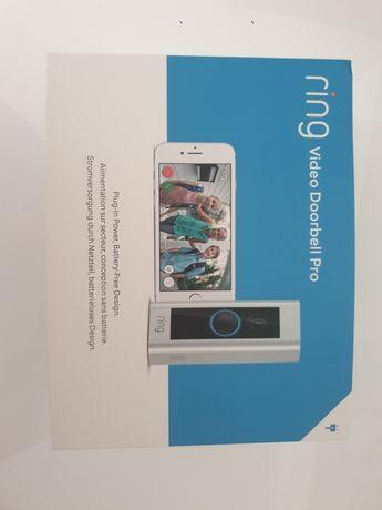 Videoporteiro Ring video doorbell pro