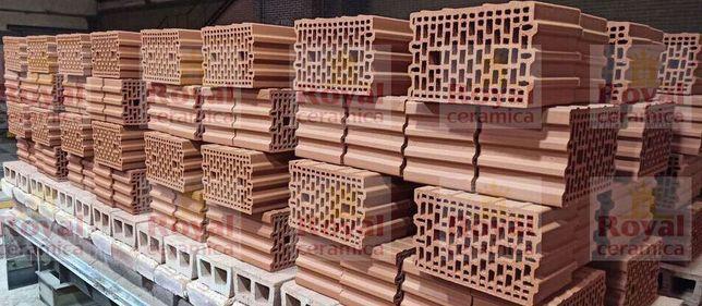 Керамические блоки 25 ТеплоКерам