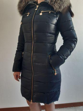 Пуховик 42 размер, куртка зимняя, пальто, курточка