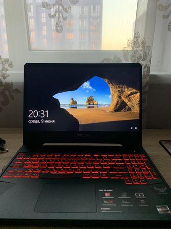 Игровой ноутбук! FX505DY 600ГБ SSD/16гб ОЗУ/AMD Radeon RX 560X, 4 ГБ