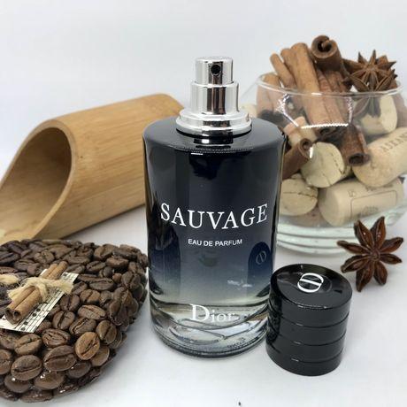 Sauvage Christian Dior Оригинал Диор Саваж Духи Саваш Діор