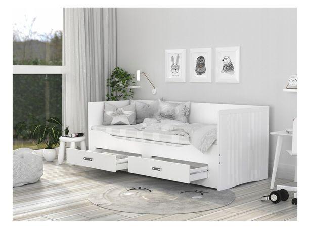 Łóżko sofa kanapa rozkładana wersalka materac wygodne pokój sypialnia
