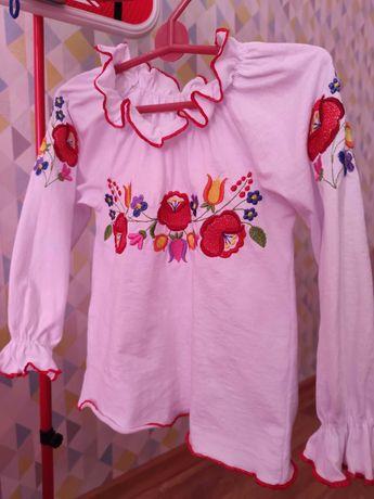Детская одежда вышиванка