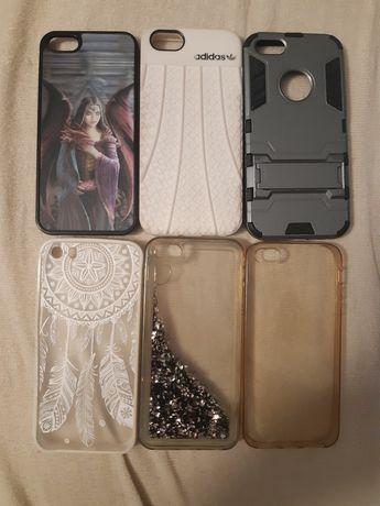 obudowy/case/etui iPhone 5/5s/se
