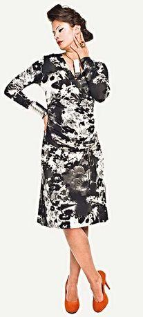 Sukienka ciążowa Jarem (rozmiar L)