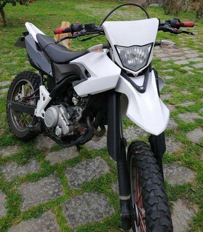 Yamaha WR 125 R 2010