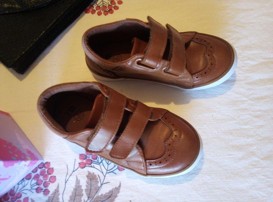 Ботинки для мальчика mothercare Харьков - изображение 1