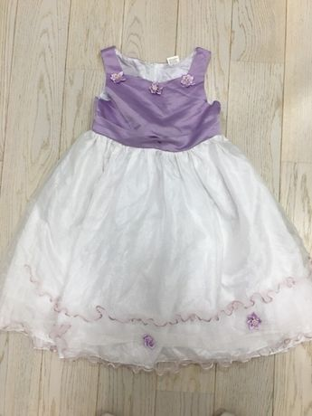Sukienka dziewczęca Komunia wesele okolicznościowa
