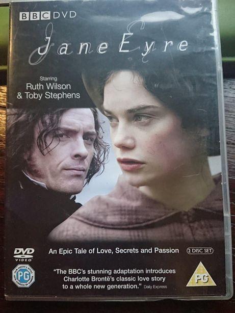 Jane Eyre - film na dvd