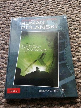 Dziecko Rosemary, Roman Polański, płyta DVD z książką