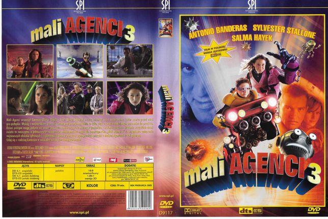 Film DVD Mali agenci 3