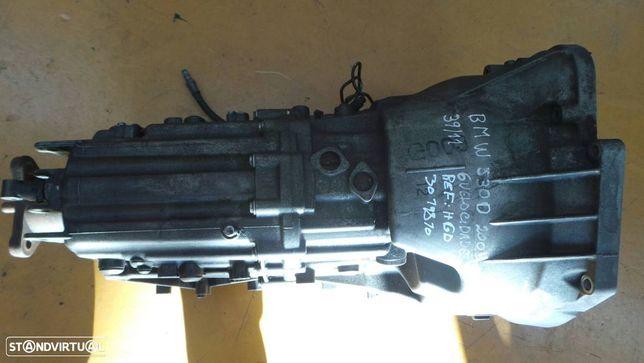 Caixa Velocidades Bmw 5 (E60)