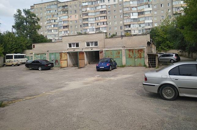 Продам приватизований гараж по вул.Млинівська,41а