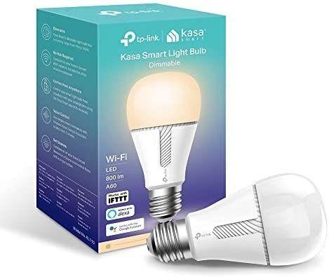 Seladas! Lâmpada LED inteligente TP-Link , lâmpada WiFi