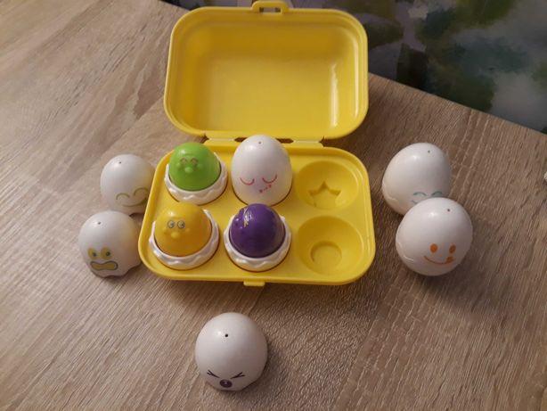 Sorter Tomy jajka w pudelku dźwięk