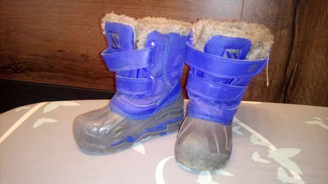 Buty zimowe, śniegowce, kozaki dziecięce