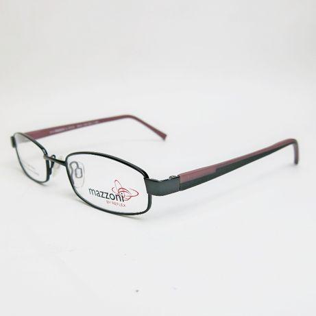 MAZZONI oprawki okulary zerówki dziecięce fiolet