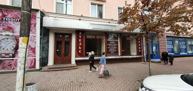 Готовый бизнес Яворницкого 96 магазин 130м2 .Проходное место
