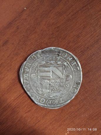 Польська монета 1617 Серебро