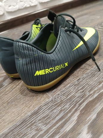 Футзалки Nike Mercurial X