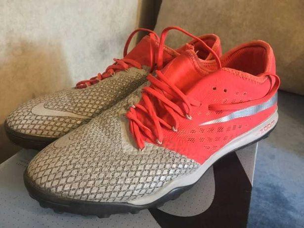 Сороконожки размер 42-43 Nike Hypervenom Zoom Phantom X 3 Pro TF