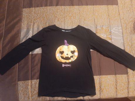 Camisola halloween menina 4 a 6 anos impecável