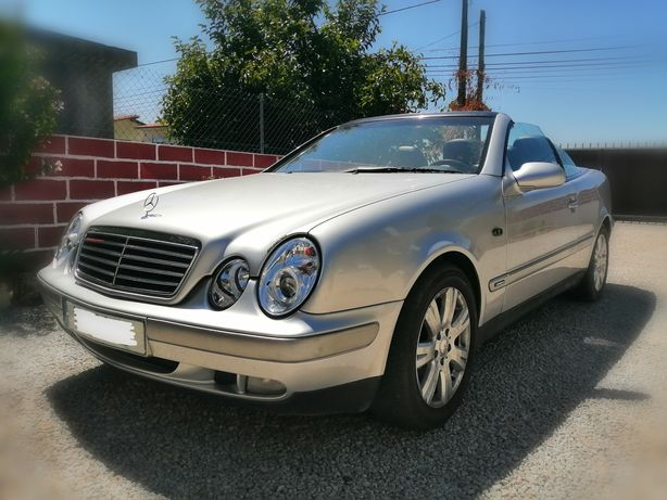 Mercedes 200 clk Kompressor 192cv