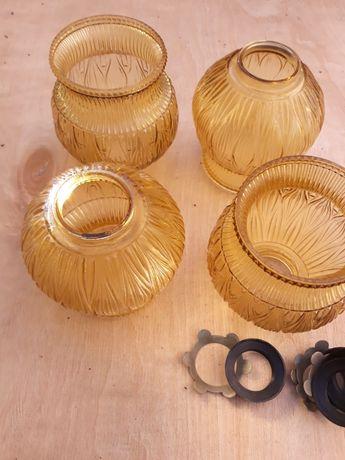 Плафоны для люстры(бра) (стекло)