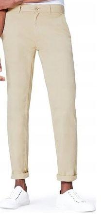 Spodnie męskie - chino, nowe
