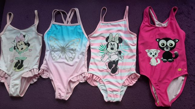 Stroje kąpielowe dla dziewczynki