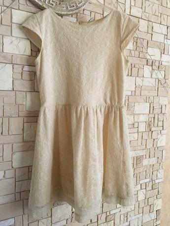 Платье zara 152 см (11-12 лет)