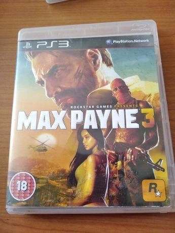Max payne 3 ps3 na konsolę