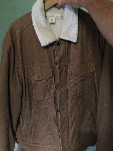 Casaco de Homem Inverno da HM tipo ganga com forro interior