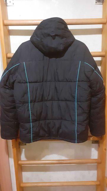 Зимняя тёплая курточка для подростка рост 170/180