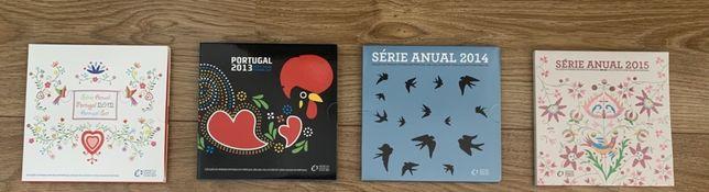 Series Anuais Moedas Euro Portugal (BNC)