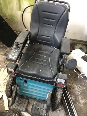 Garant g-40 wózek inwalidzki