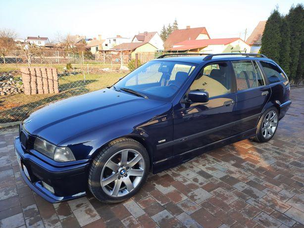 BMW E36 323i 170KM pełen m-pakiet,zdrowy orginał,idealna!!!