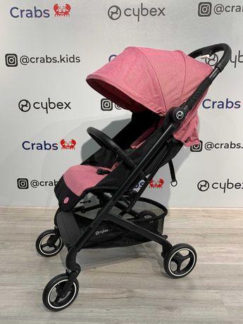 Прогулочная коляска Cybex Beezy B Magnolia Pink 2021 Сайбекс
