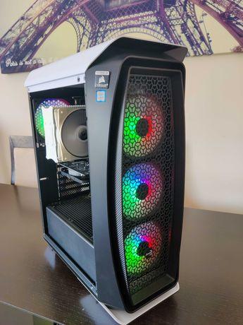 Computador - Desktop i5\16GB\RX550\M.2
