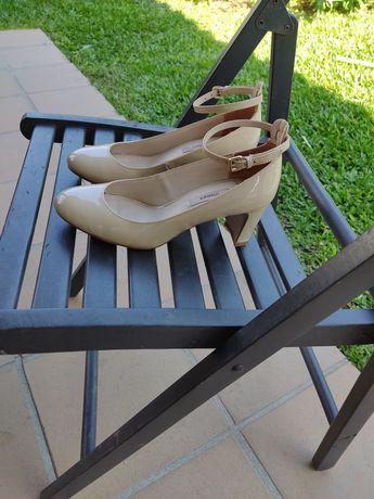 Sapatos Uterque bege