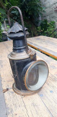 Lanterna antiga Caminhos de Ferro