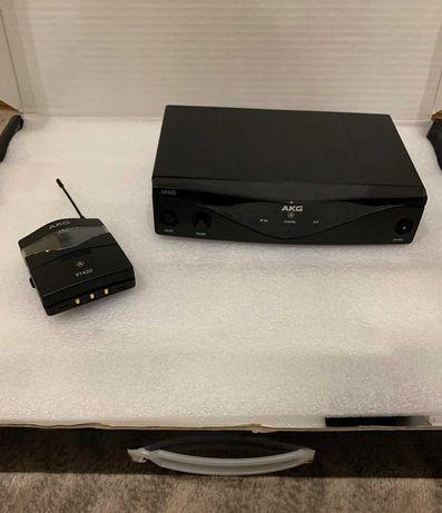 AKG WMS 420 Instrument - Sistema Wireless para guitarras e baixos
